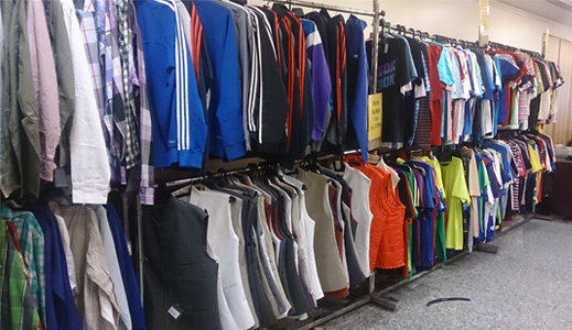 Jackets, T-Shirts etc